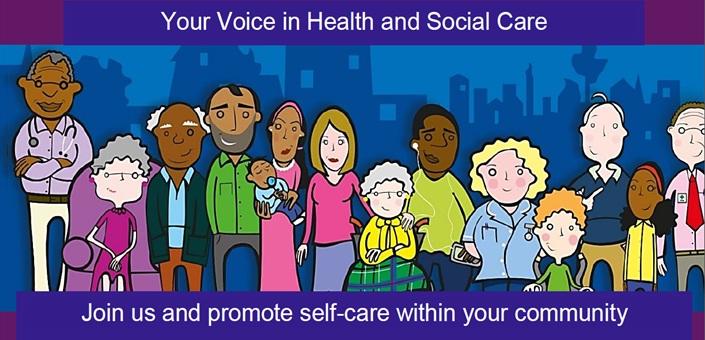 Self Care Volunteer image