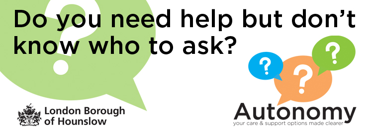 Do you need help but don't know who to ask?