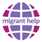 Service logo for Migrant Help (support for migrants, refugees, asylum seekers and victims of human trafficking)