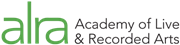 Service logo for The Academy of Live and Recorded Arts (ALRA)