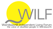 Service logo for Wandsworth Independent Living Forum (WILF)