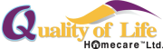 Service logo for Quality Of Life Homecare Limited