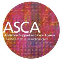 Addiction Support and Care Agency  Logo