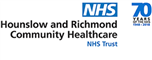 Service logo for Hounslow and Richmond Community HealthCare