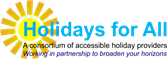 Service logo for Holidays for All