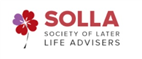 Service logo for The Society of Later Life Advisers (SOLLA)