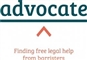 Service logo for Advocate