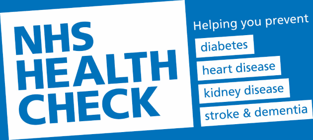 Banner promoting preventative health checks